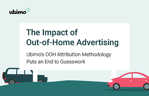 Impact of OOH Advertising Report