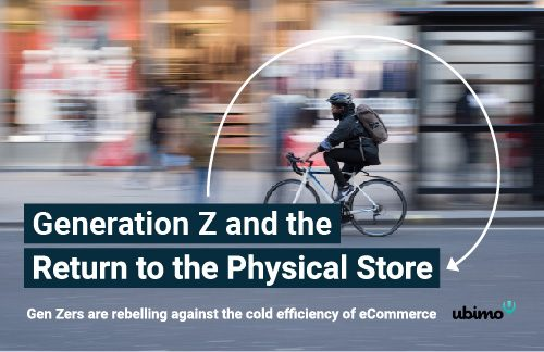 Generation Z and the Return to the Physical Store report cover
