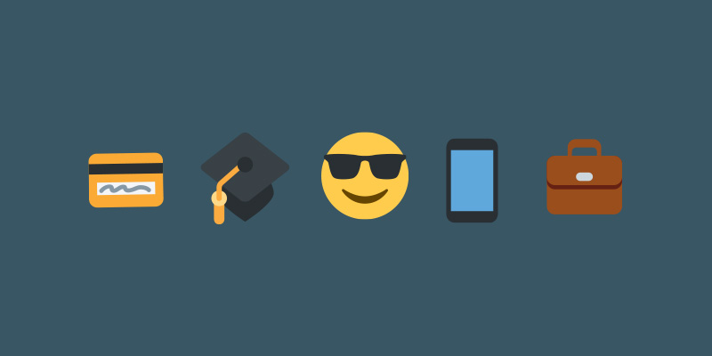 Gen Z Returning to Physical Stores emojis attribution twitter