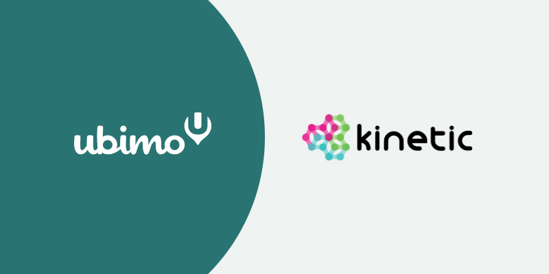 Kinetic and Ubimo WPP press release